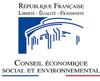 Logo conseil economique social et environnemental